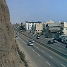 PCH heading south by Mike Cressy