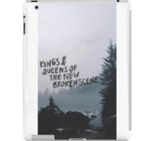 kings&queens iPad Case/Skin
