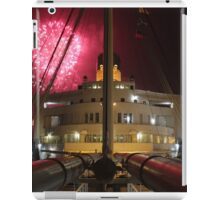Queen Mary Fireworks 1 iPad Case/Skin