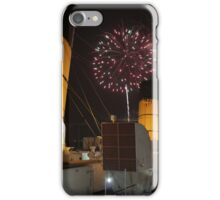 Queen Mary Fireworks 2 iPhone Case/Skin