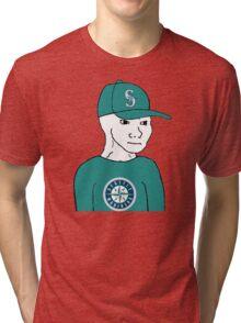 Mariners Wojack Tri-blend T-Shirt