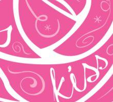Kiss Kiss Fall in Love Sticker