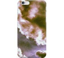 Orange is the New Sky iPhone Case/Skin