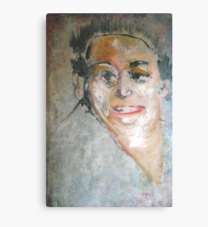 Before Wong Canvas Print