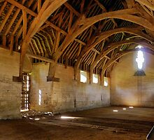 Tithe Barn, Bradford-on-Avon by Spiritmaiden