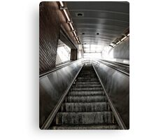 Up Stair Canvas Print