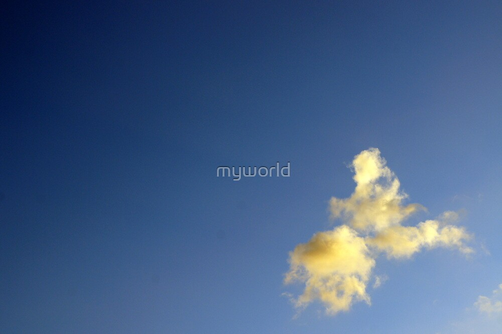 All by myself by myworld