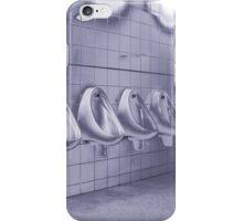Toilet humour iPhone Case/Skin