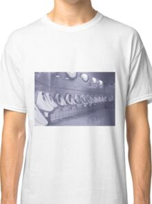 Toilet humour Classic T-Shirt