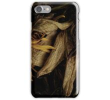 Leaving Mother iPhone Case/Skin