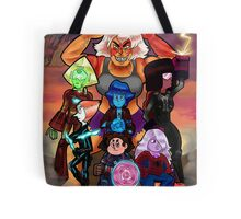 Avengems Assemble Tote Bag