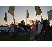 aeon festival, Photographic Print