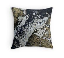 Urban Abstract-619 Throw Pillow