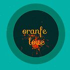orange love by ururuty