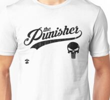 Team Punisher - Cloud Nine Edition (Black) Unisex T-Shirt