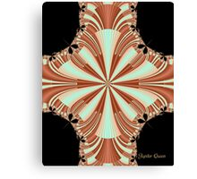 COPPER ABSTRACT # 2 Canvas Print