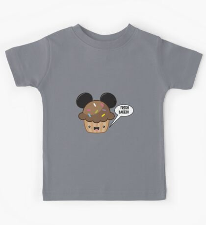 Fresh Baked Muffin Kids Tee