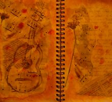 As The Music Fades Away -DisCo Journal pg3 by Alison Pearce