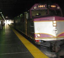 1061 MBTA Commuter Rail by Eric Sanford
