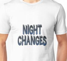 Night Changes - One Direction Unisex T-Shirt