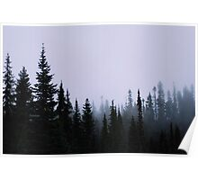 Approaching Fog Poster