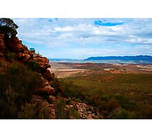 Australian Outback, Desert and Mountains Photographic Print