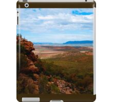Australian Outback, Desert and Mountains iPad Case/Skin