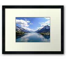 A Look at Paradise Framed Print