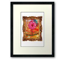 The Art of the Flower Framed Print