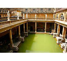 Roman Baths Photographic Print