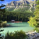 Lake Louise 2015 by Jeannine de Wet