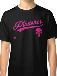Team Punisher - Cloud Nine Edition (Pink) Classic T-Shirt