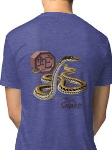 Year of the Snake Tri-blend T-Shirt
