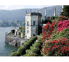 Isola Bella - Lago di Maggiore Photographic Print