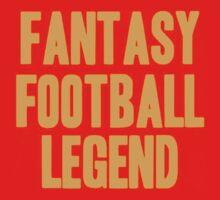 Fantasy Football Legend Kids Tee
