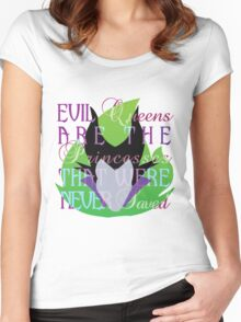 Villian inspired by Maleficent Women's Fitted Scoop T-Shirt