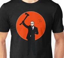 Hockey Mask and a Suit Unisex T-Shirt