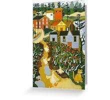 """Ode To Spring"" greeting card Greeting Card"