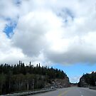 North West Ontario Hwy 17 - before Pays Plat by loralea