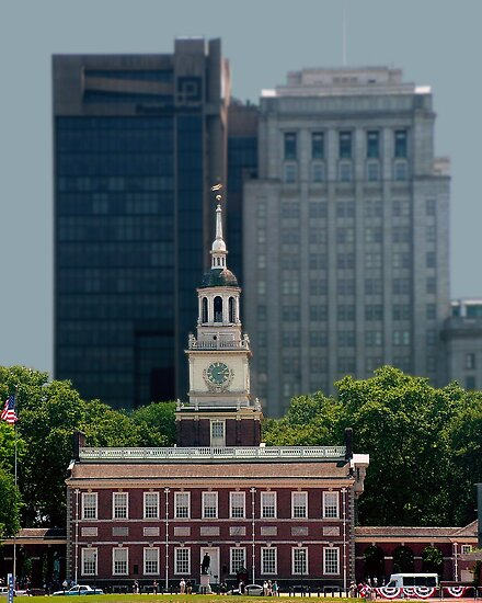 Independance Hall, Philadelphia PA by RichardsPC