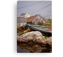 solid bones Canvas Print