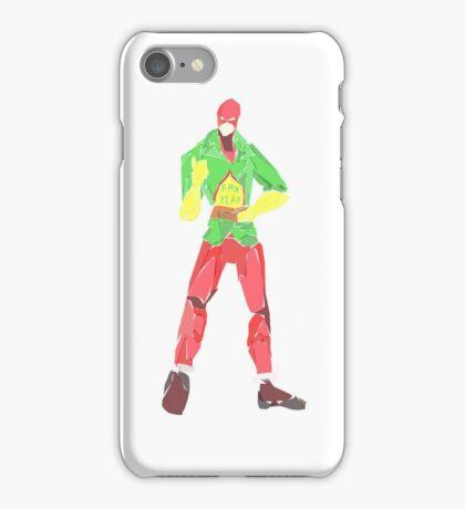 mr terrific  iPhone Case/Skin
