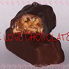 I Love Chocolate by Jonice