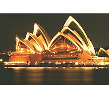 AUSTRALIAN TECHNOLOGY Photographic Print