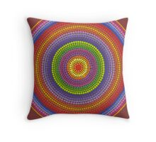 Compassion Orb  - over 1000 viewings! Throw Pillow