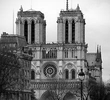 Notre' Dame by RichardsPC