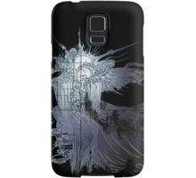 Final Fantasy XV logo grunge Samsung Galaxy Case/Skin