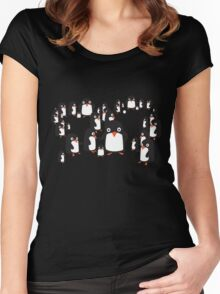 Penguin Group Women's Fitted Scoop T-Shirt