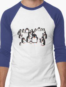 Penguin Group Men's Baseball ¾ T-Shirt