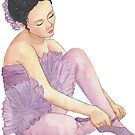 Pretty In Purple by redqueenself